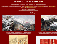 Tablet Preview of harteveld.ch